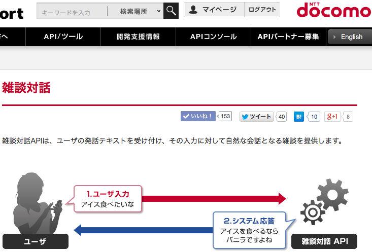 【docomo雑談対話API】【UTF-8/SJIS】文字コードの扱いについて
