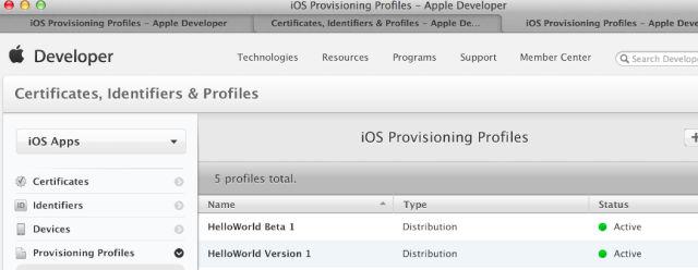 [Xamarin][iOS_app]実機デプロイがなぜかできない[code signing/provisioning profiles]