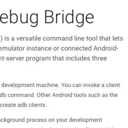 Dump Activity Stack 【Android ADB Shell dumpsys】
