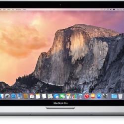 MacBook Pro が来た