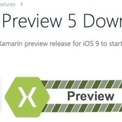 Xamarin iOS 9 対応 (シミュレータで立ち上がるまで)